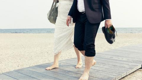 Danish Island Wedding in Copenhagen